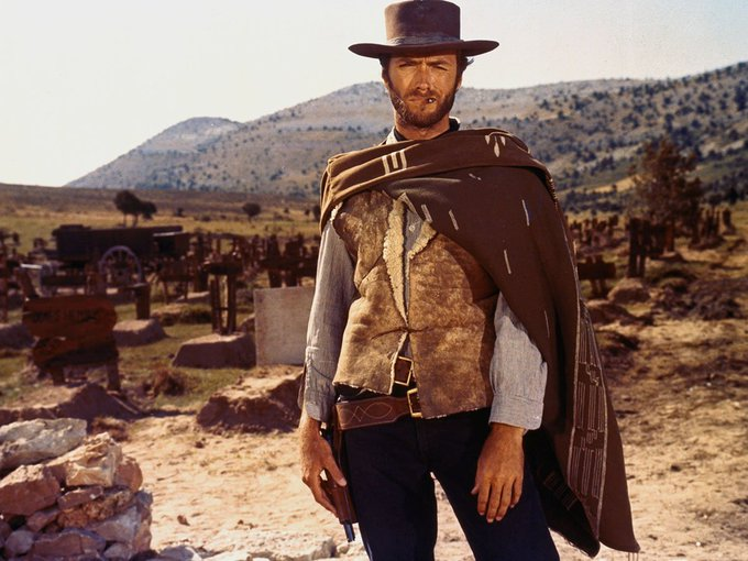 Wishing Clint Eastwood a very happy 88th birthday!