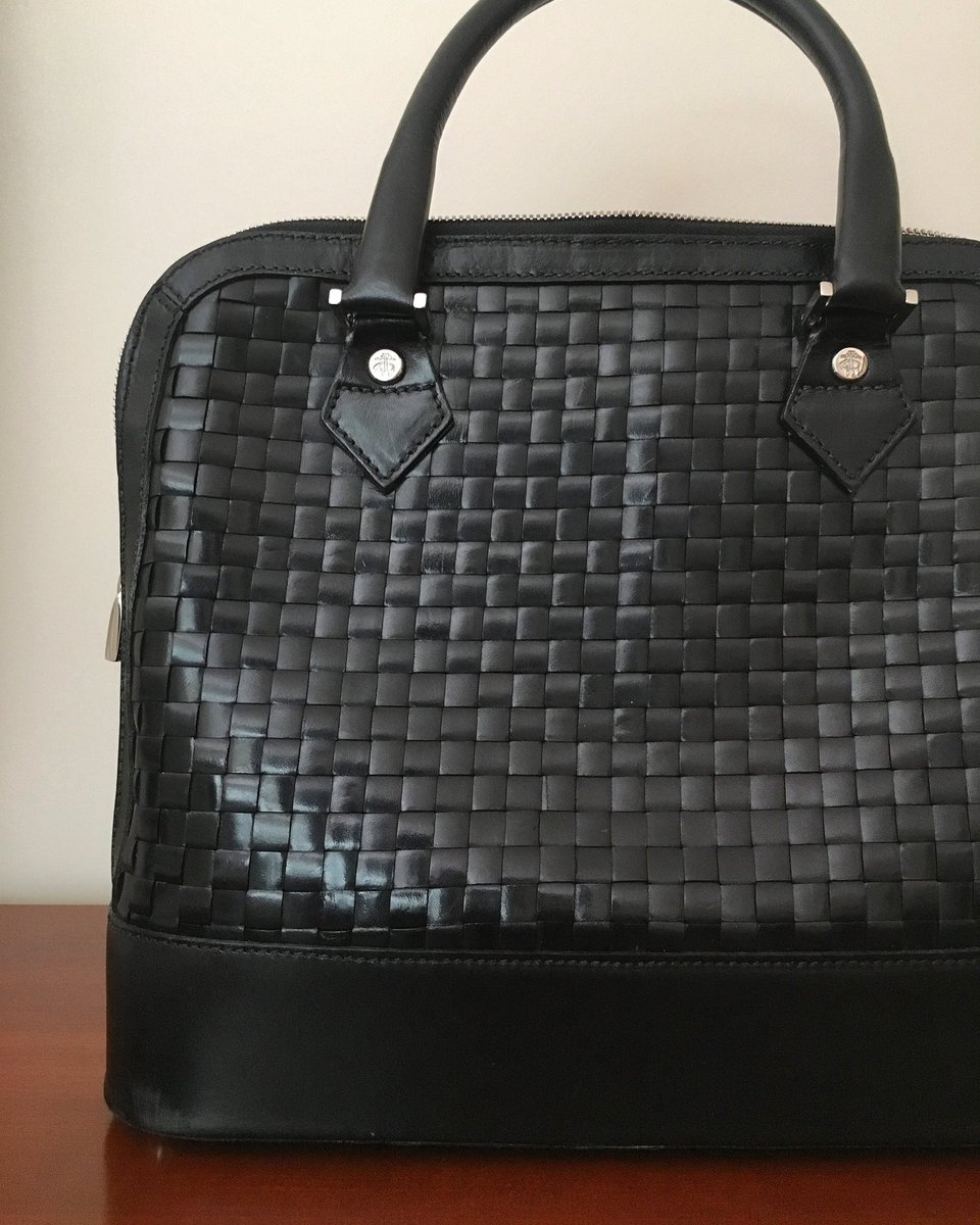 Adding designer handbags, including this woven Burberry beauty, and women s  clothing to our Weston estate sale! 6 3! d1a6373eb1