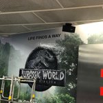 Get the full #JurassicWorldFallenKingdom experience at London King's Cross station where we have installed an immersive #audiozone