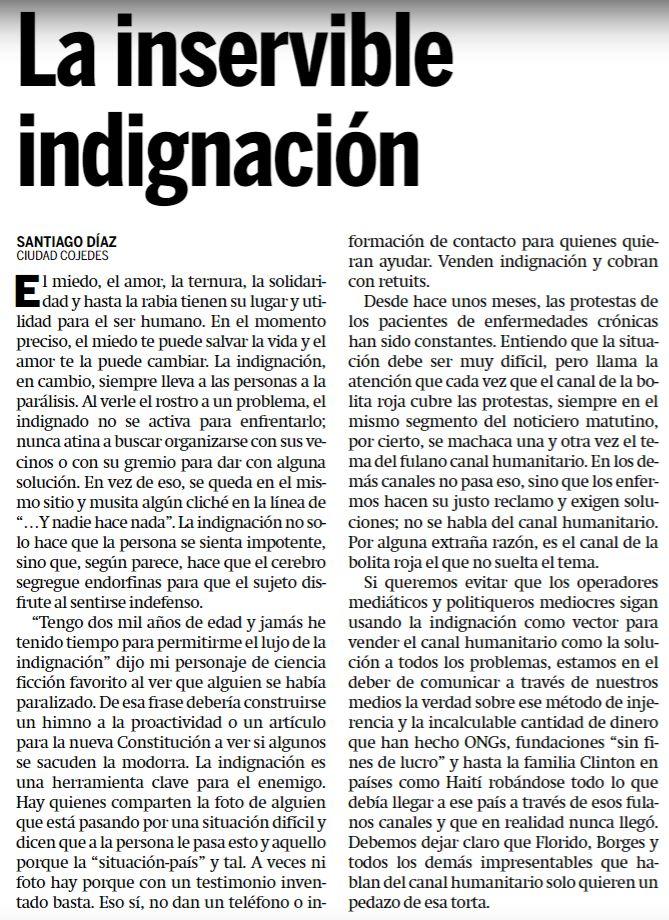 """Ollas y potes mediáticos de la oposición """"trasnacional"""" - Página 11 DehzoGgVAAIa9SN"""