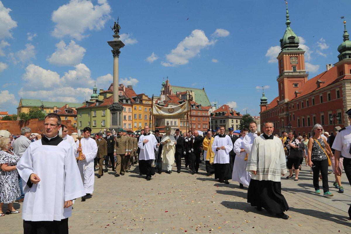 Church in Poland on Twitter: