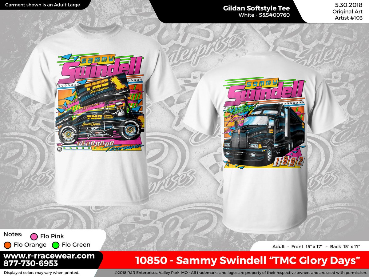 bff598568 Available NOW for PRE ORDER. Will ship AFTER ASCoC  speedweek.pic.twitter.com/5FKCRXEZaA