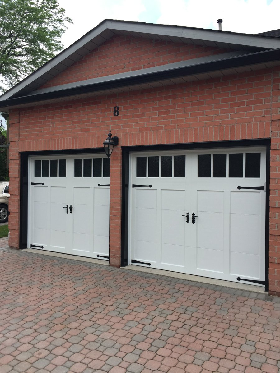 Aurora Overhead Door On Twitter New Install Clopay Coachman