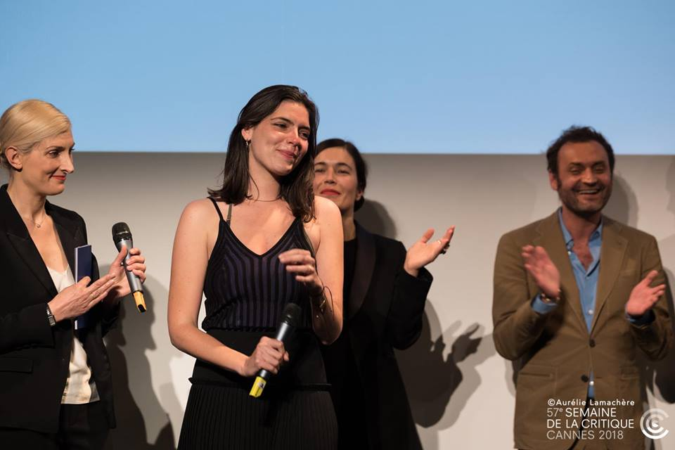 """London Film School on Twitter: """"""""I'm still trying to believe it!"""" -  graduate Jacqueline Lentzou on winning the Leica Cine Discovery Award at  this year's Cannes Critics' Week by @sophiescripts: https://t.co/Wpjqm2t3bH  #shortfilm #"""