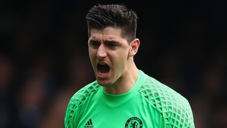 d5247409b4c Thibault Courtois Heading Into Tug-Of-War Between Liverpool And Real ...