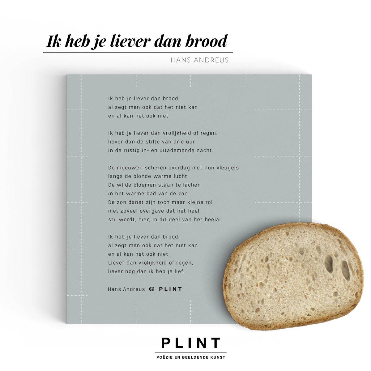 Twitter पर Plint Ik Heb Je Liever Dan Brood Papieren