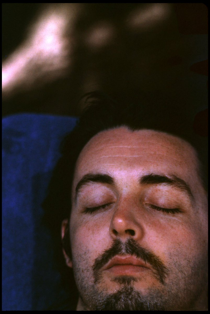 Paul in Jamaica. Photo by Linda McCartney #ThrowbackThursday #TBT