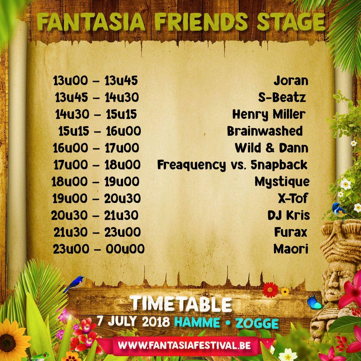 6d118f808 ... quarterfinals live on the Fantasia Friends Stage.  FantasiaFestival2018   spreadtheword  share  tag  timetable fantasiafriendspic.twitter .com 3cnU5NFVOL