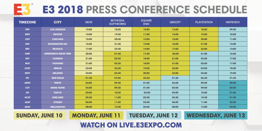 E3 2018 and #XboxFanFest event/ticket info - General Xbox