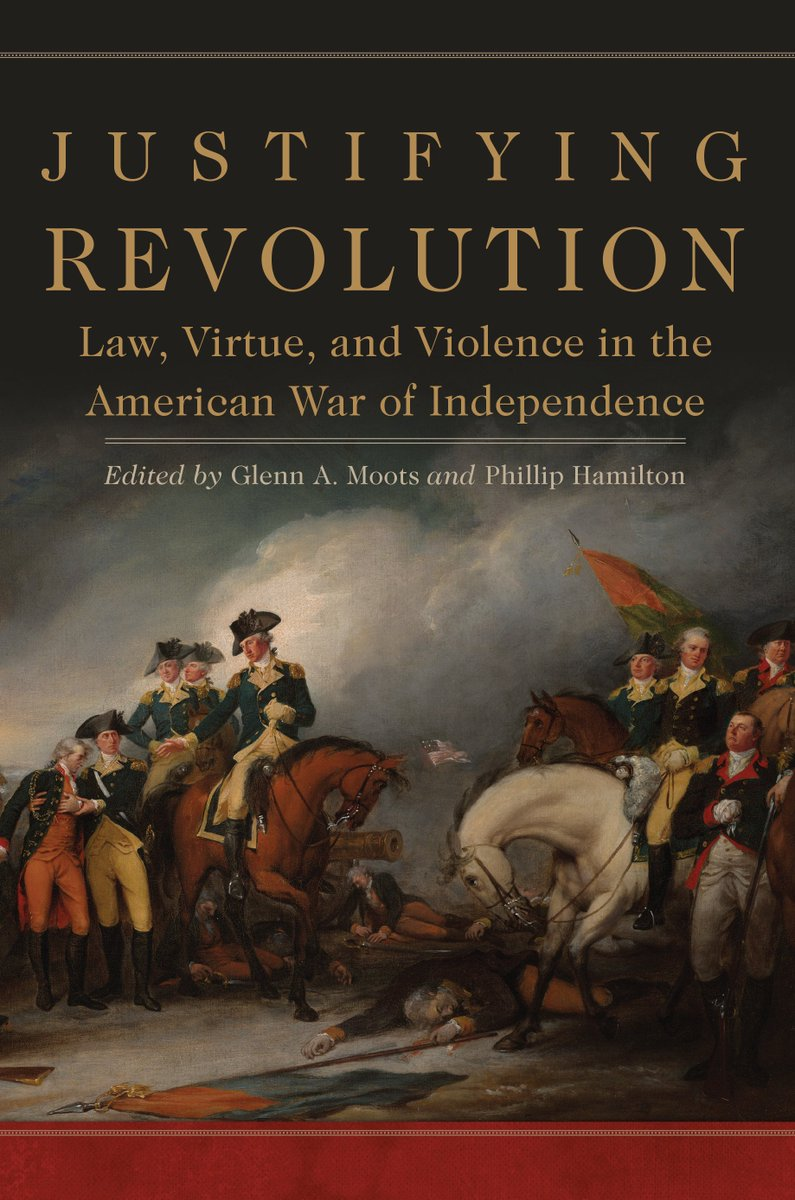 Image result for justifying revolution oklahoma university press