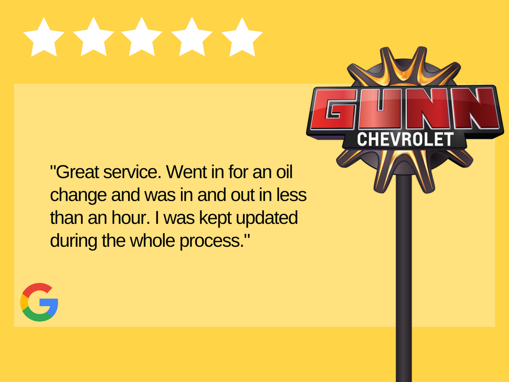 Gunn Chevrolet On Twitter Shout Out To Our Service Team