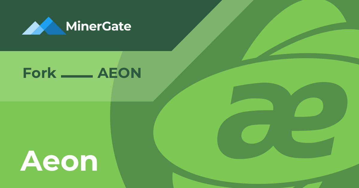 aeon cryptocurrency mining