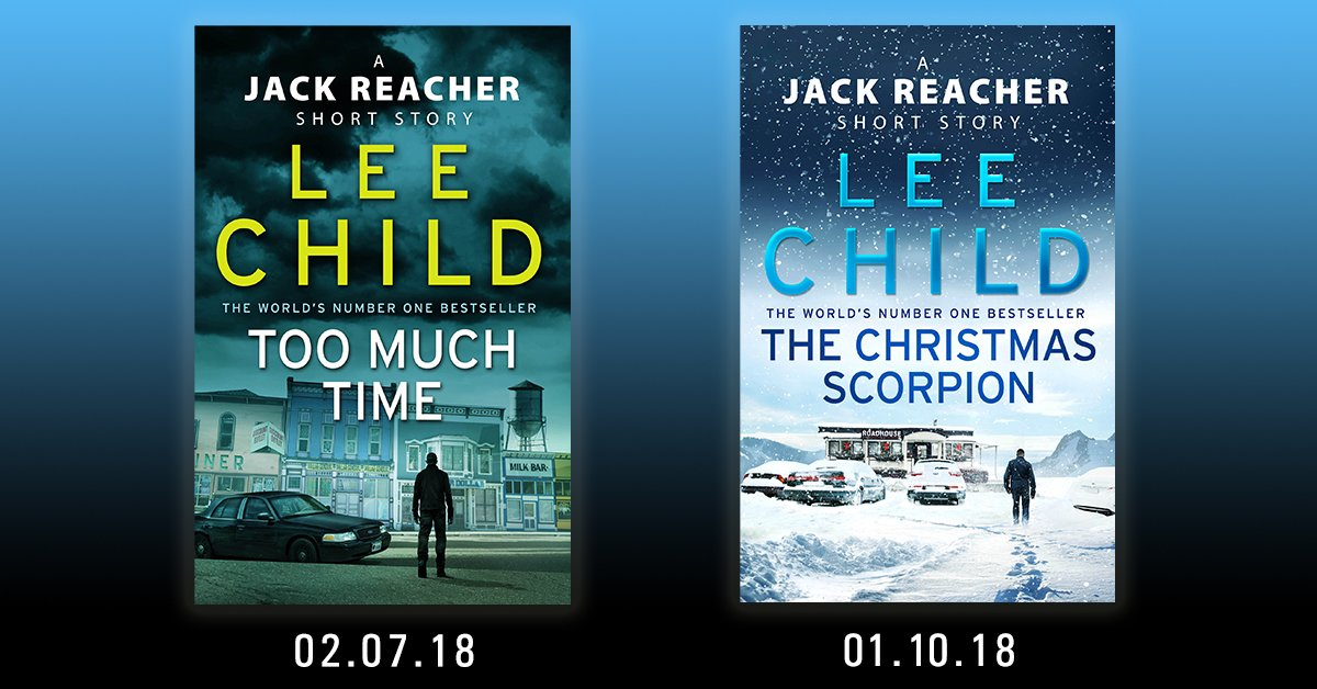 lee child reacher short stories