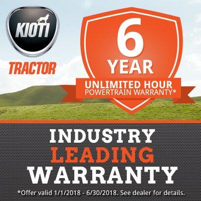 Powertrain Warranty Coverage >> Kiotitractor On Twitter Want To Extend Kioti S Already