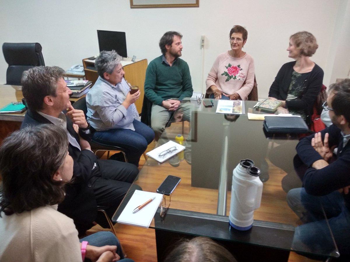 Provinciales | UNLPam y Cultura se reunieron para delinear una agenda en común