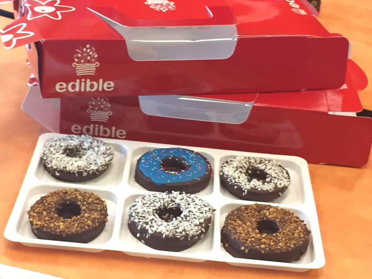 Thank You To Our Friends At Edible Arrangements Of Austin For The Delicious Surprise They Brought Bbbs Offices This Morning