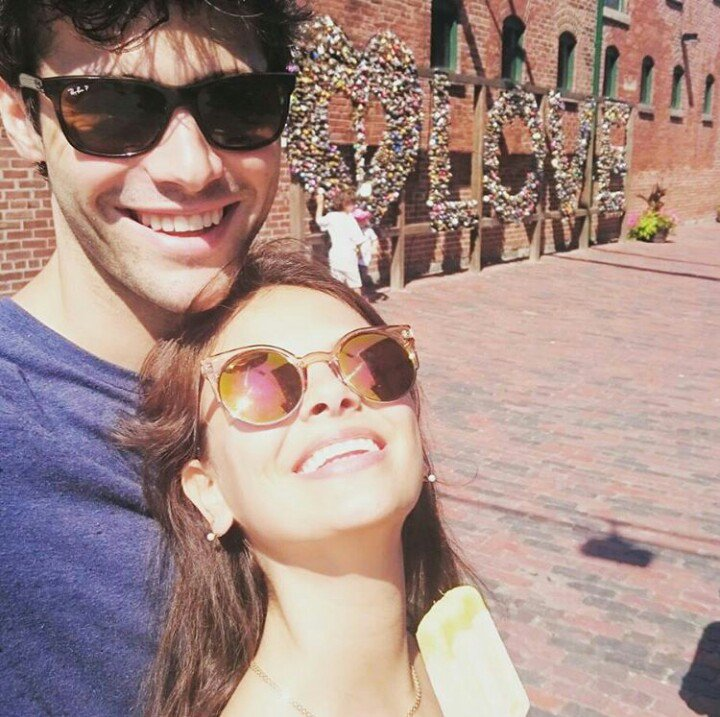 Just a reminder that the only selfies Matt ever take are the ones with Esther #LoveIsAllWeNeed #SpreadLove<br>http://pic.twitter.com/thVOdb94dz
