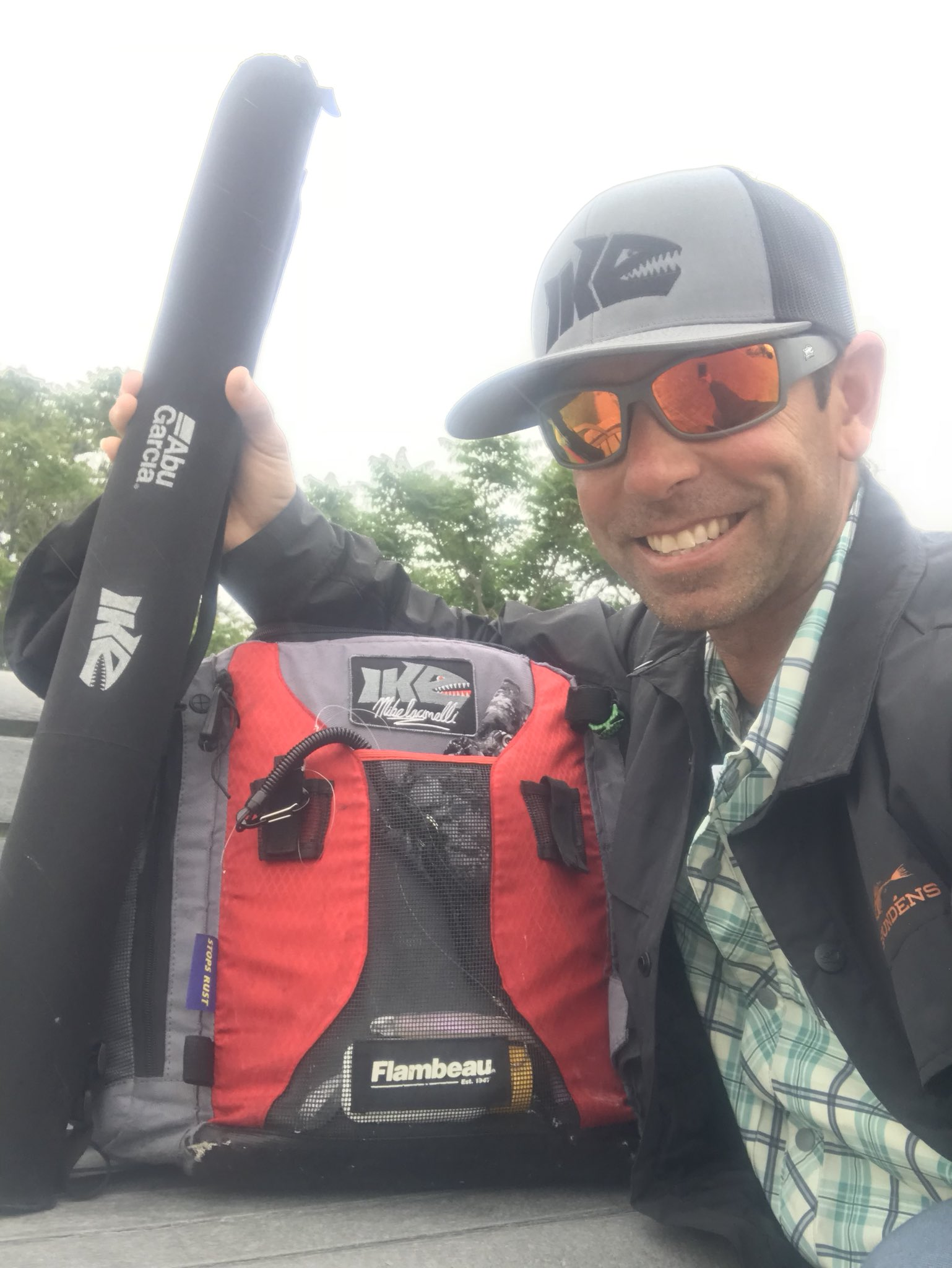 "24eb6f17d1 Mike ""IKE"" Iaconelli on Twitter"