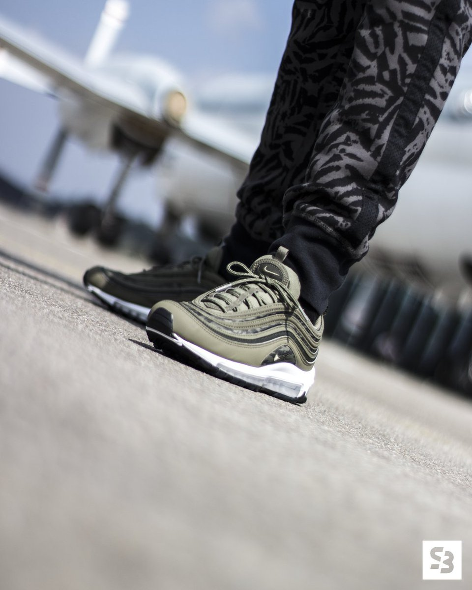 Nike Air Max 97 AOP Tiger Camo Pack Pinterest