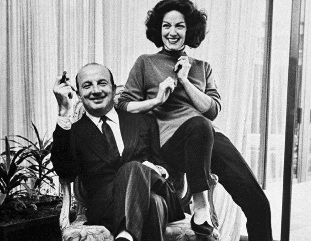 """marthadebayle on Twitter: """"En diciembre de 1956, María Félix se casa con  Alexander Berger, un empresario y banquero francés de origen rumano,  Alexander Berger y María Félix se habían conocido en una"""