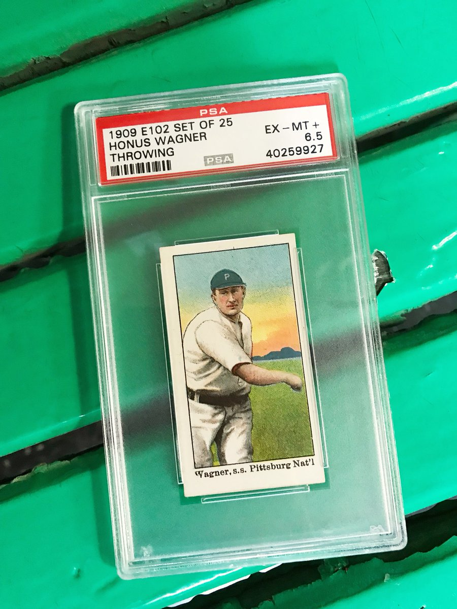 Heritage Auctions Sports On Twitter Any Honus Wagner Card Not