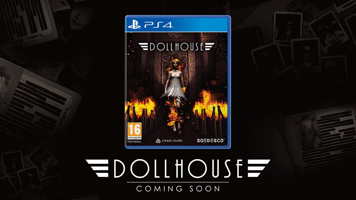 Soedesco On Twitter Dollhouse Is Coming Digitally Physically To