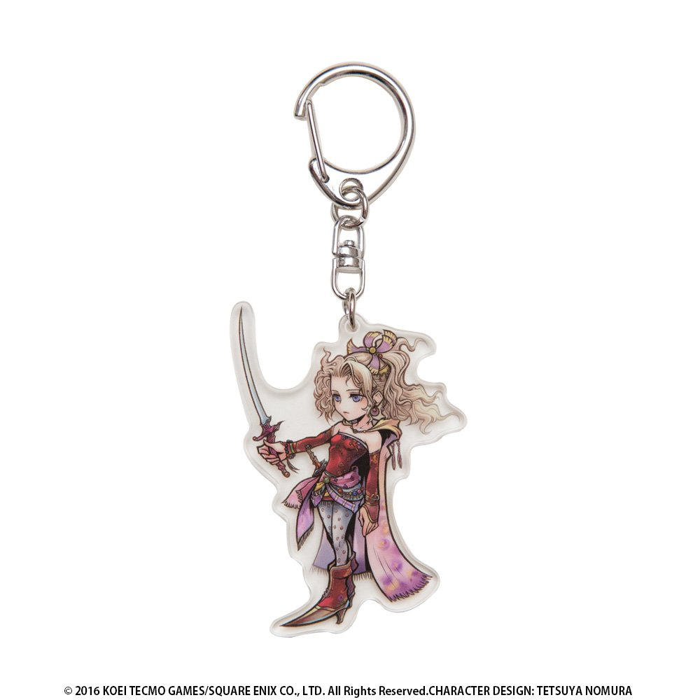 These #Dissidia @FinalFantasy Acrylic Keychains are a great way to show your love for your favorite Final Fantasy characters! With a total selection of 44 available heroes, villains and creatures, take a look at the full roster and pre-order here: goo.gl/xZ8WVN