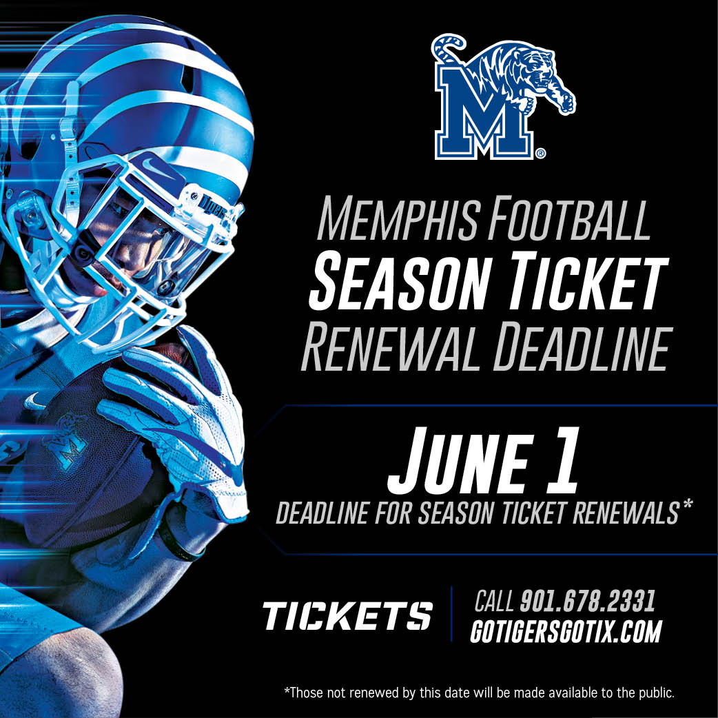 Memphis Tigers On Twitter The Deadline Is Approaching