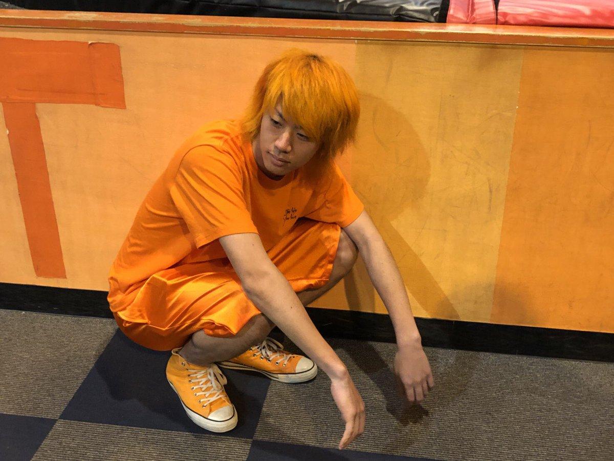 オレンジのてつや