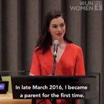 Anne Hathaway Twitter Photo