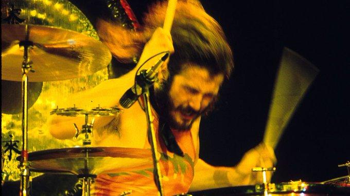 Happy Birthday to the late Drummer John Bonham of Led Zeppelin!!!