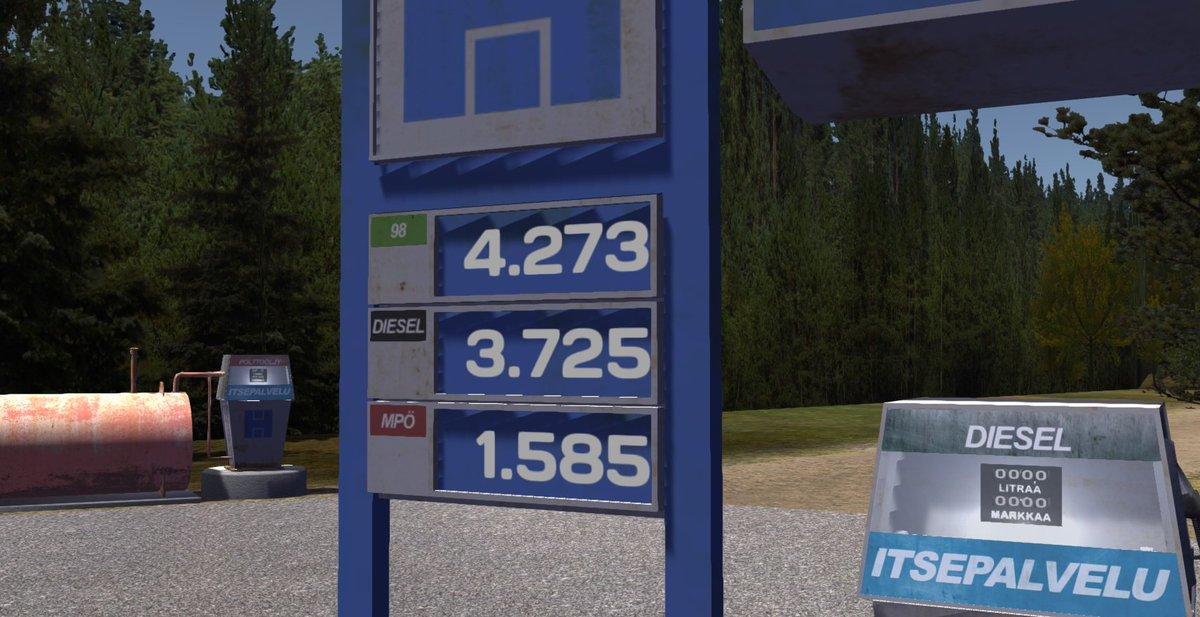 bensan hinta