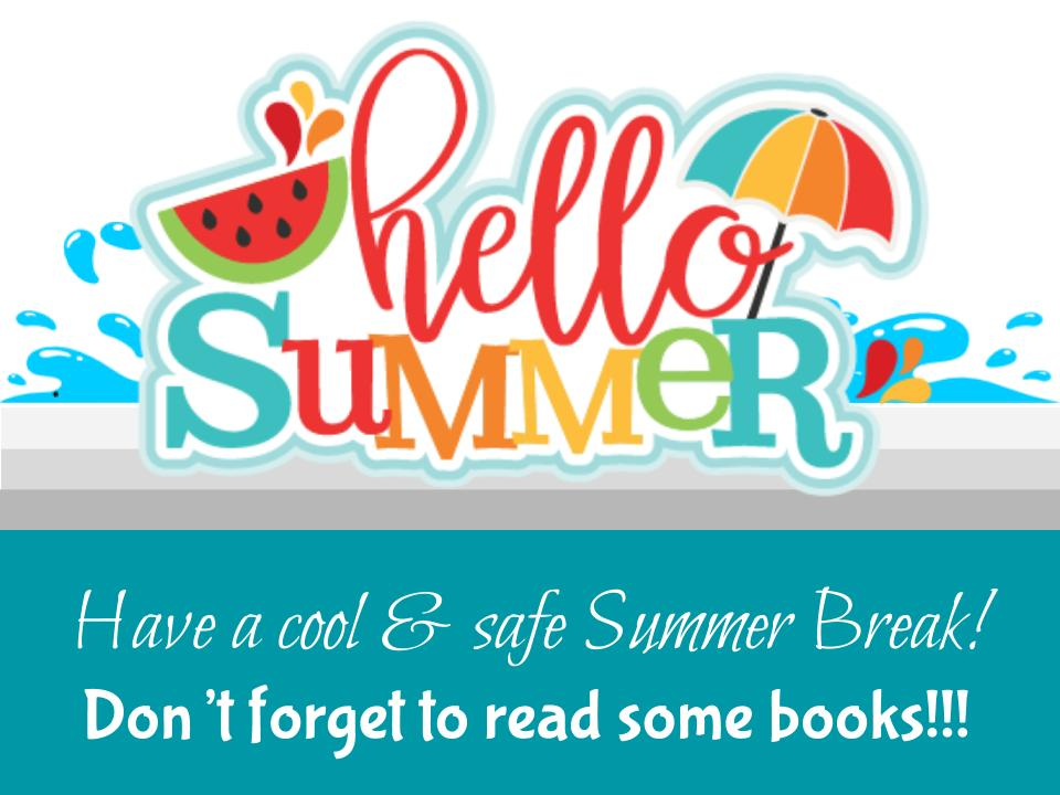 Ho'okele Elementary on Twitter: 'Have a cool and safe summer ...