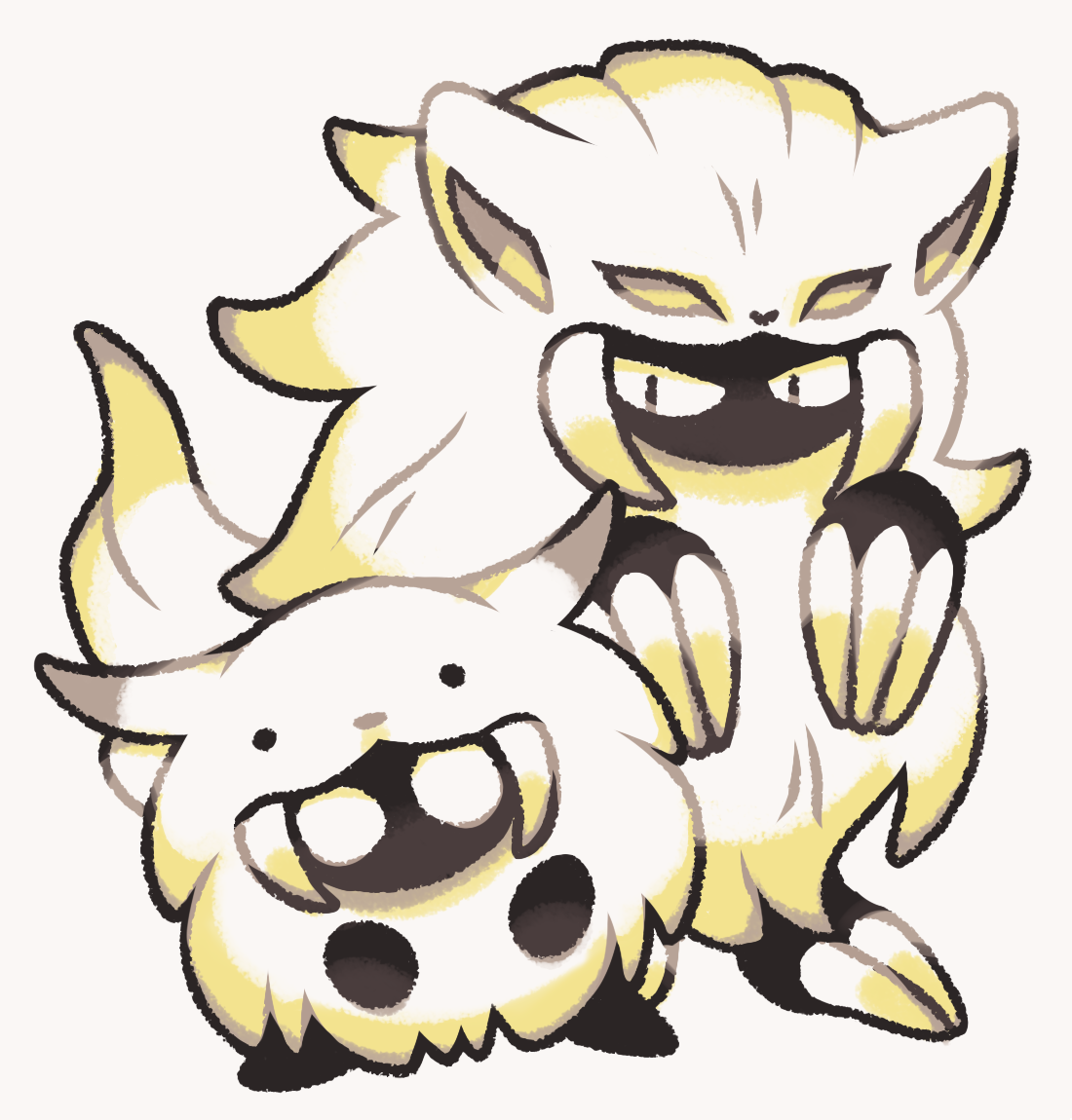 Pictures of pokemon gold and silver beta designs