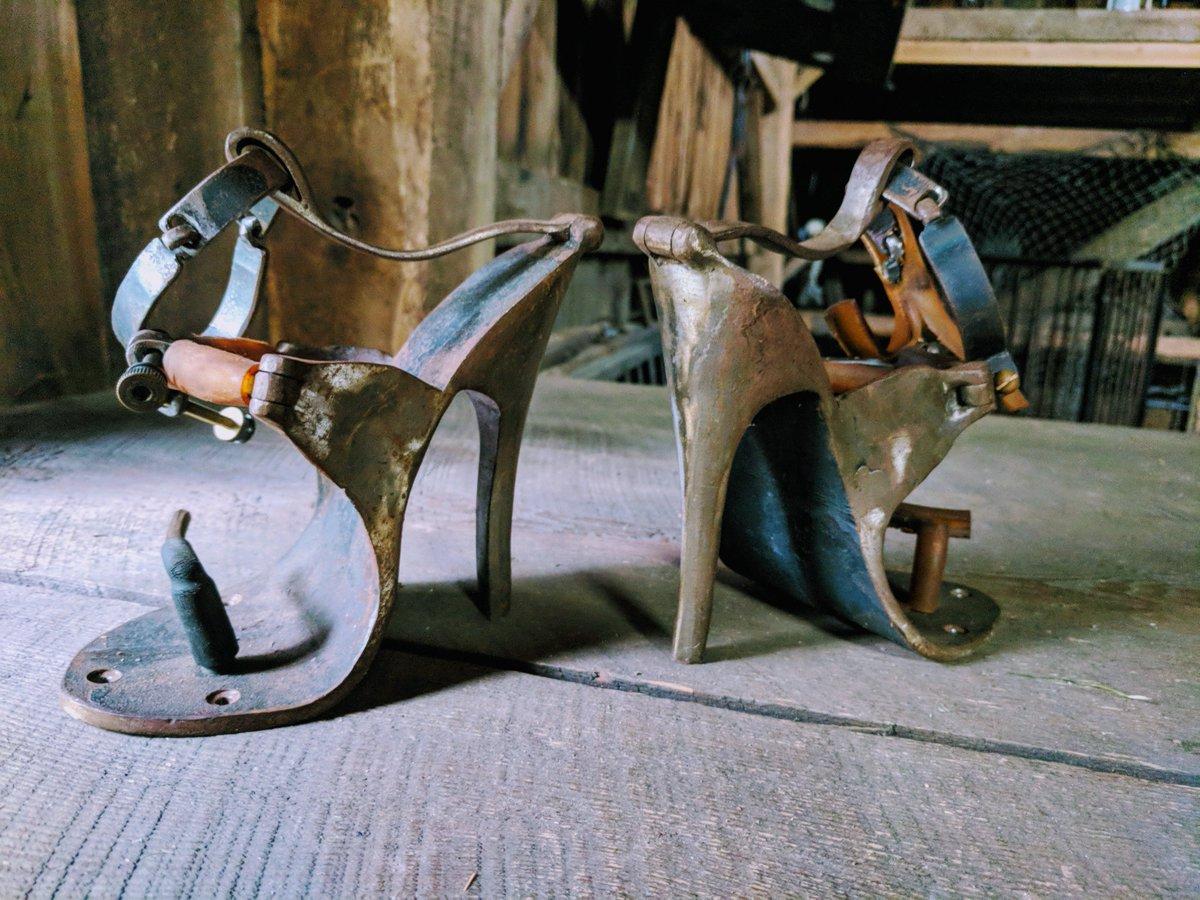 High heels that simply aren't messing around... #heels...