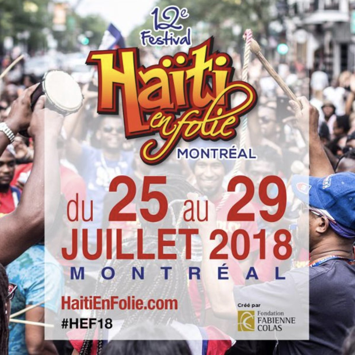 Dancing With Haitians At La Fete De >> Haitian Times On Twitter Attend The The Only Event In Quebec That