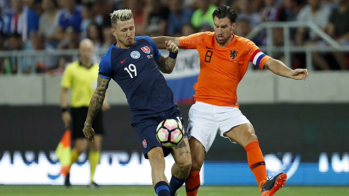 Video: Slovakia vs Hà Lan