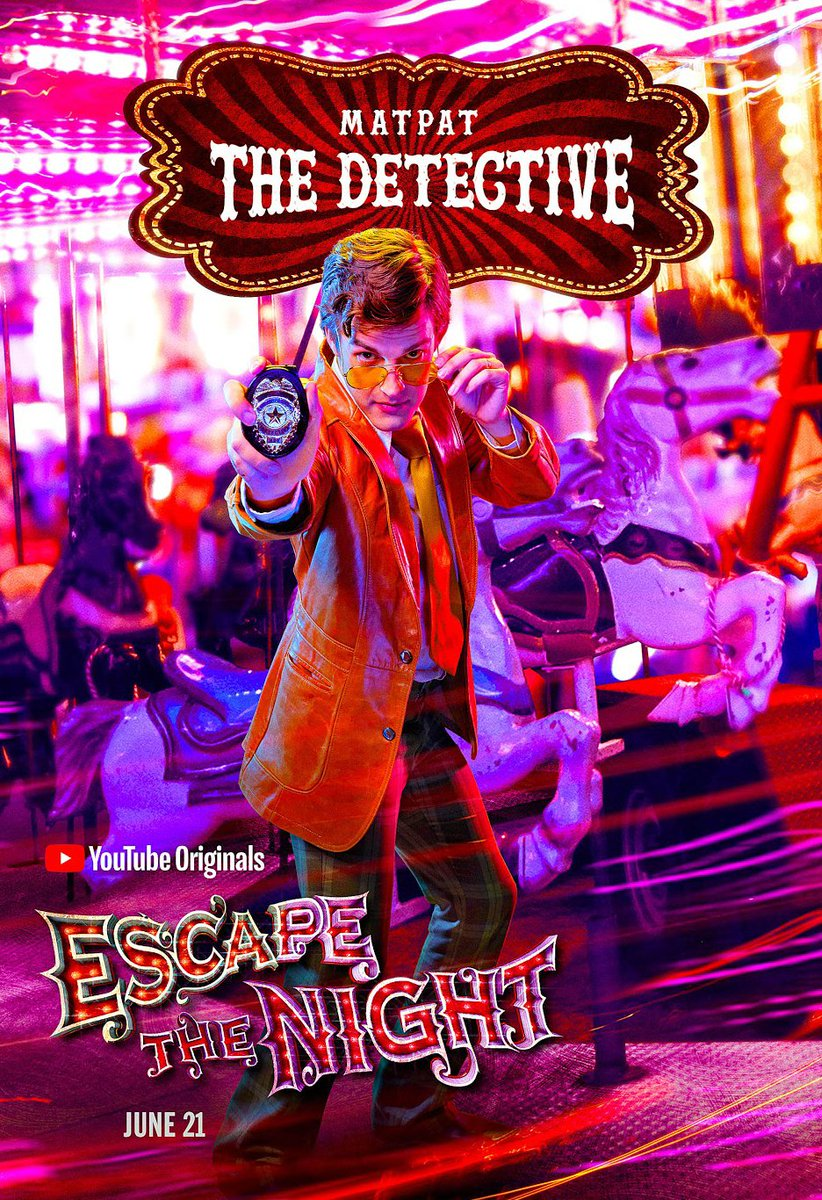 Matpat On Twitter If You Ve Ever Been Mad At Me For One Of My Theories Now Might Be Your Chance To See Me Killed Off In Escapethenight Season 3 Who Lives Who However, i don't think matpat can really have the luxury of stop using twitter. matpat on twitter if you ve ever been