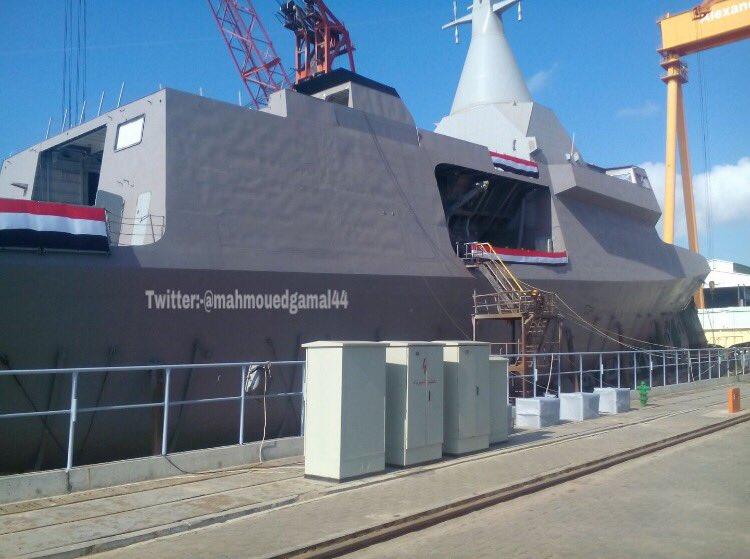 كورفيتات Gowind 2500 لصالح البحرية المصرية  - صفحة 2 DejrACaXUAAS_0z