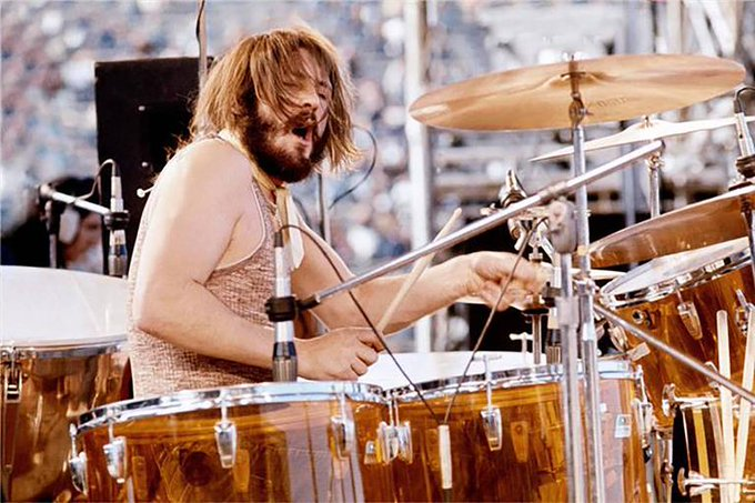 Happy Birthday to John Bonham who would have been 70 today.