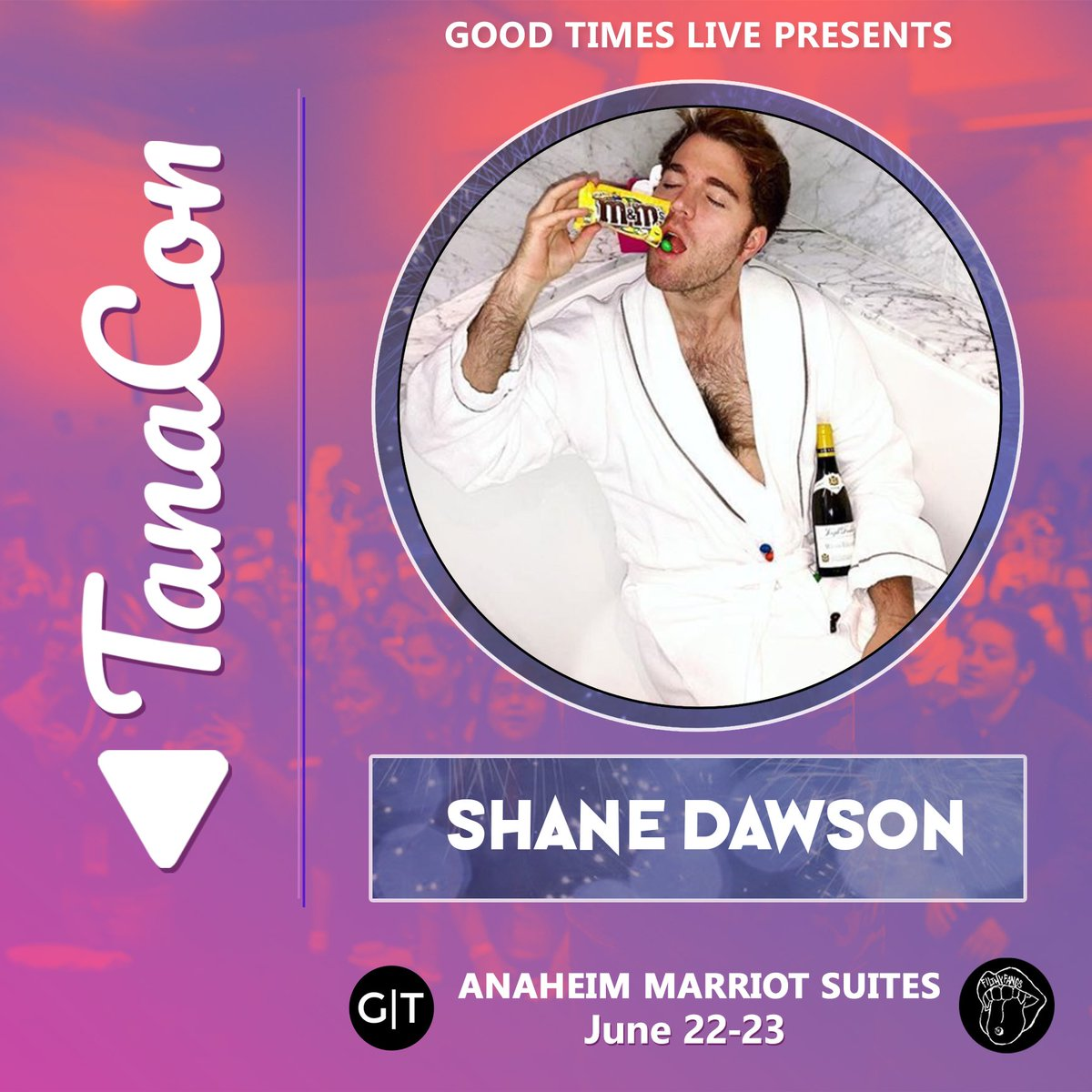 Tana Mongeau On Twitter My Heart And Soul Is Not Ready To Announce My First And Most Important Special Guest For Tanacon