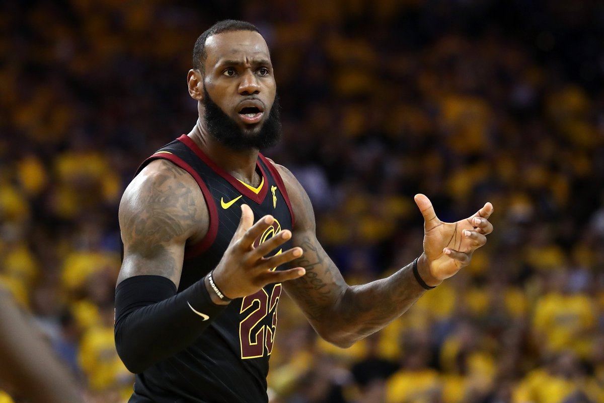 68d46ea3c01 LeBron James  51 points is the most a player has ever scored in a loss in  NBAFinals  history