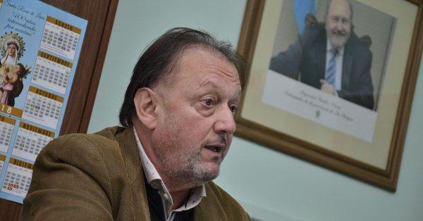 """Raúl Cuevas: """"Es por un capricho de no adherirse a la Ley Provincial 2954, que justamente da la solución""""."""