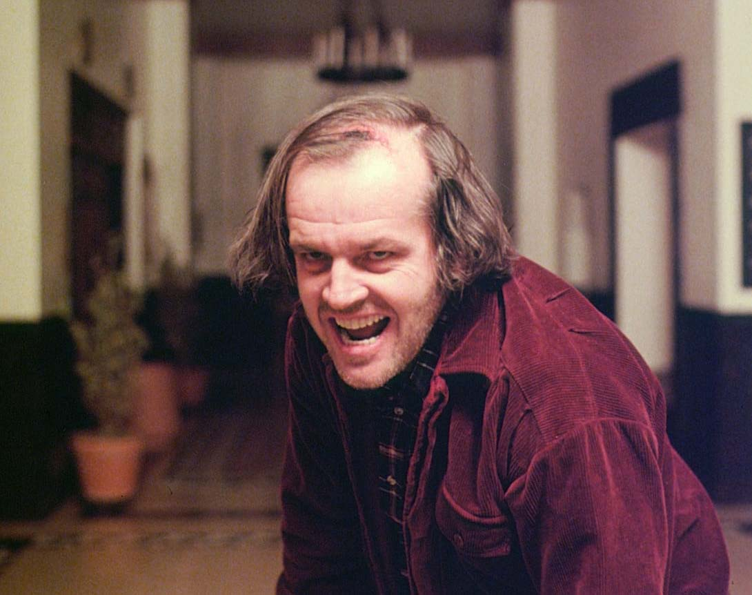 an examination of the story of jack torrance in the movie the shinning by stanley kubrick The shining is a classic horror movie that is still watched and celebrated today stanley kubrick's adaptation of stephen king's novel of the same name starred jack nicholson in the iconic.
