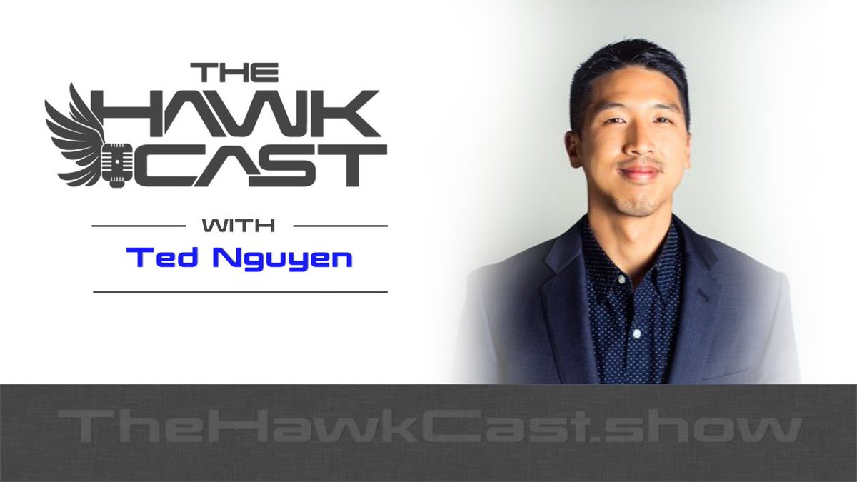 E143 - NFL Staff Writer for @TheAthleticSF Ted Nguyen creates in-depth video analysis for the #Raiders and #49ers among others that require a ton of research: goo.gl/jJWo24 @FB_FilmAnalysis #HawkCast