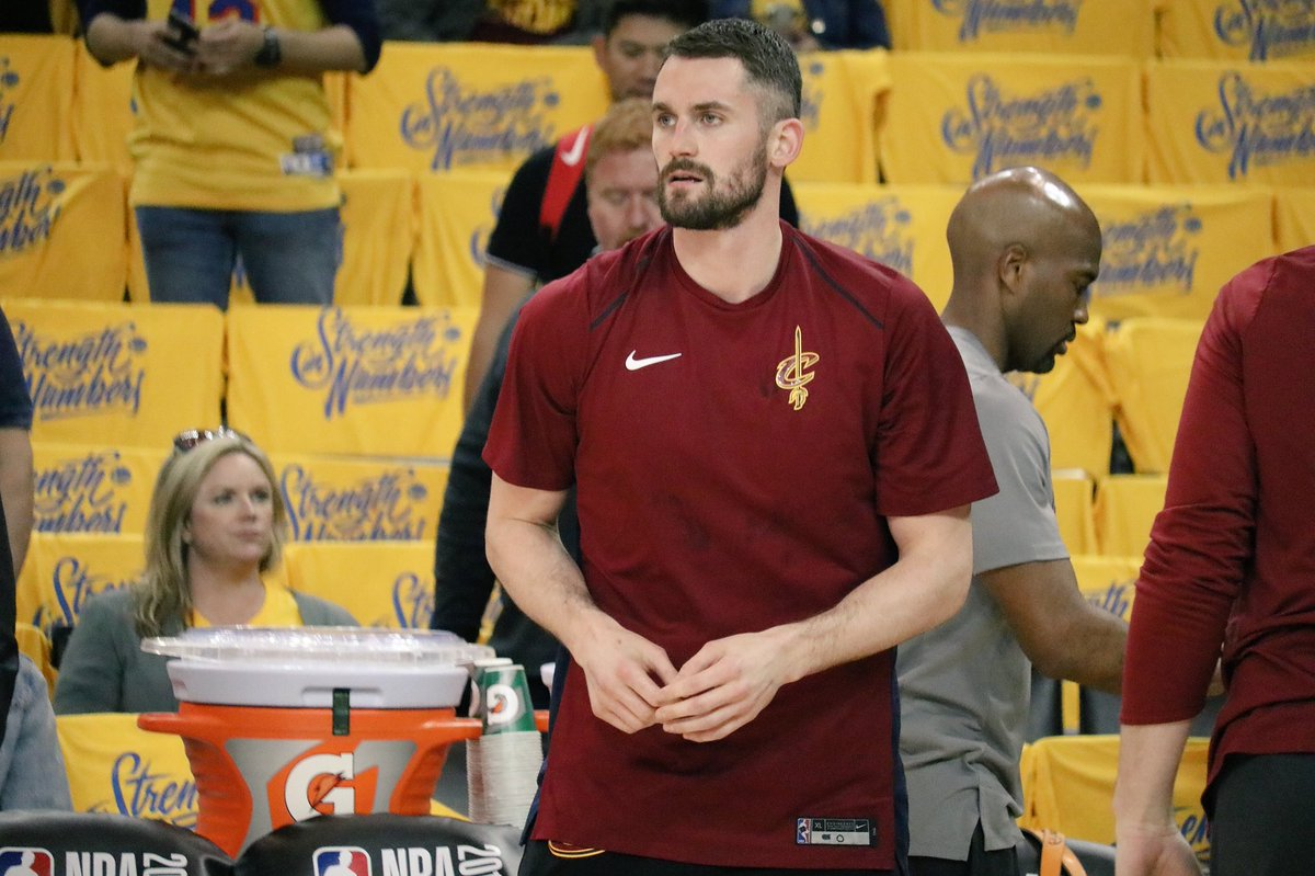 Cleveland Cavaliers On Twitter Tonight Kevinlove Returns Nbafinals Whateverittakes