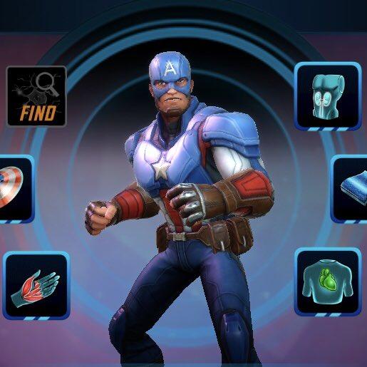 Marvel Strike Force Discord Bots