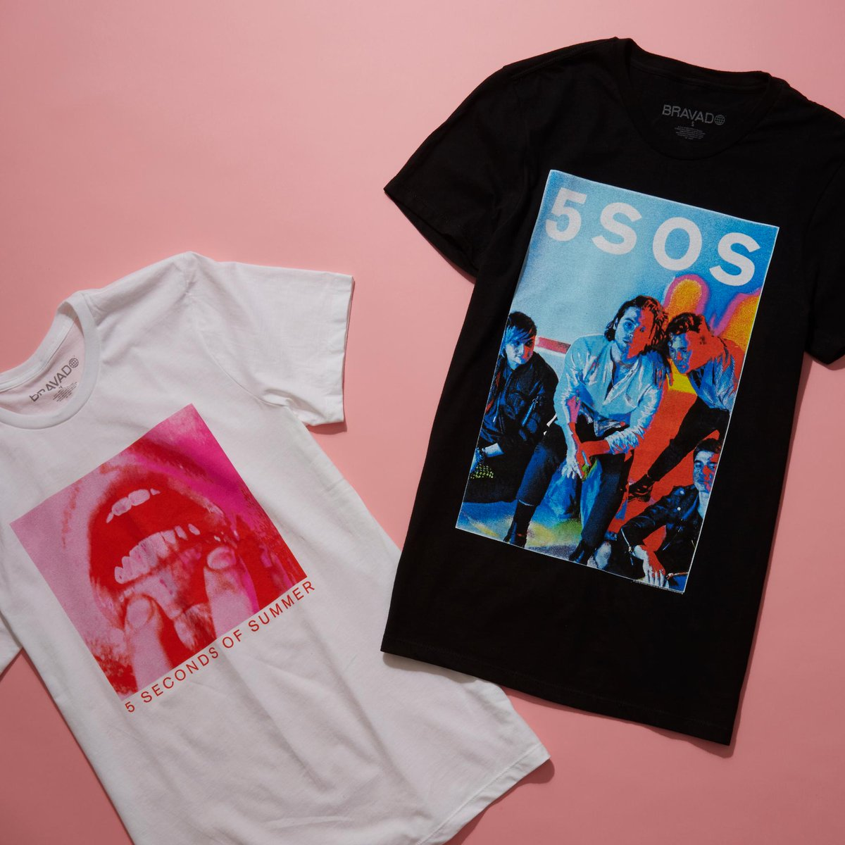 Hot Topic On Twitter New Tour And New Album Means New Merch