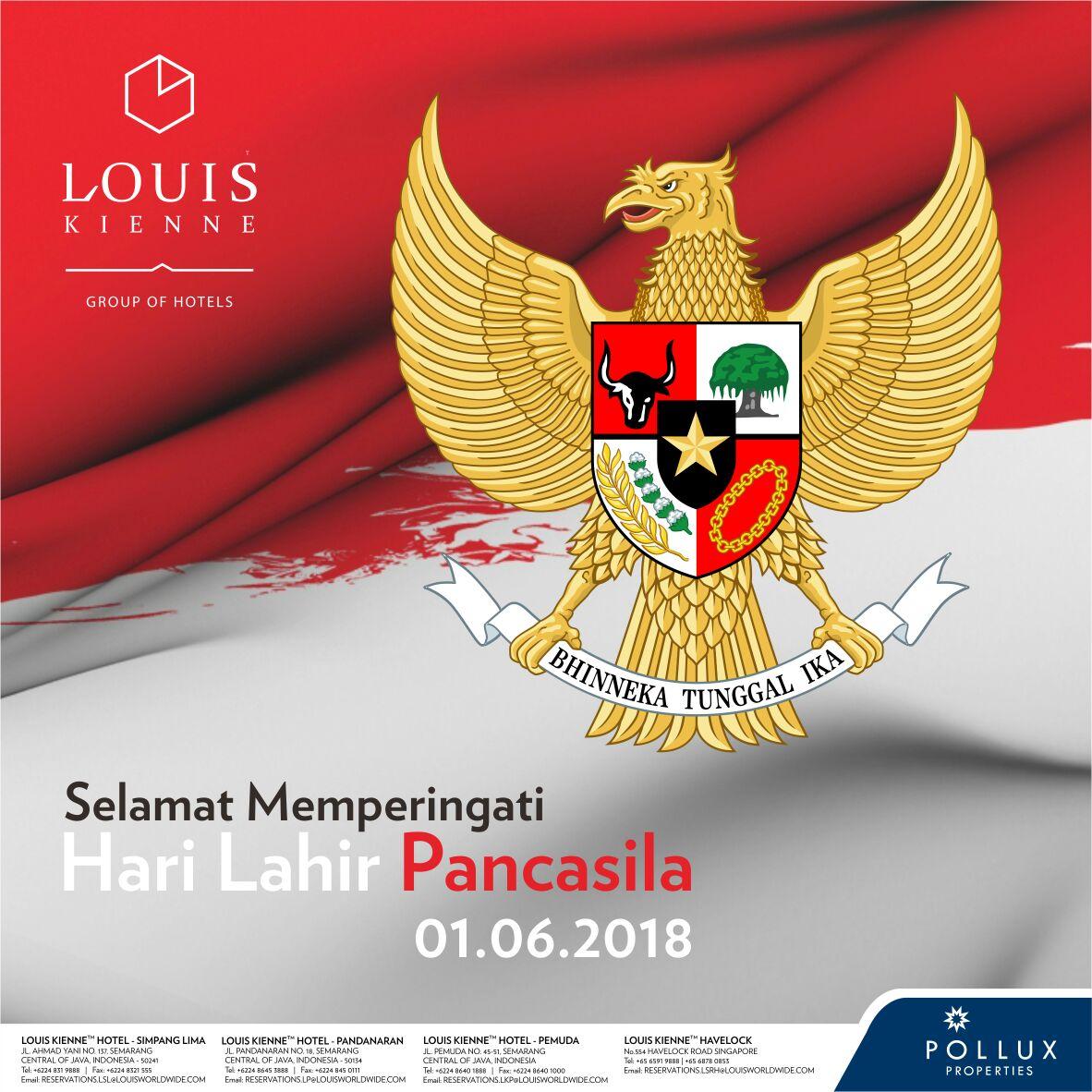 Louiskiennegroupofhotels Hashtag On Twitter Voucher Hotel Louis Kienne Semarang Simpang 5 0 Replies Retweets Likes