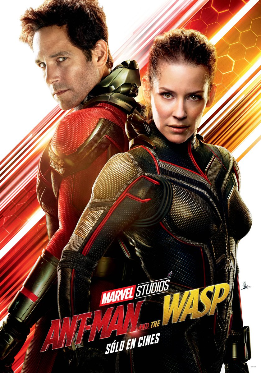 Ant-Man and the Wasp (2018) BluRay [Hindi DD5.1 – English] 480p 720p 1080p 2160p Dual-Audio ESub HDR 10bit 4K